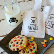Toxic Treats—Halloween Treat Bags