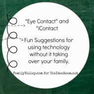 Tips for Families and Technology