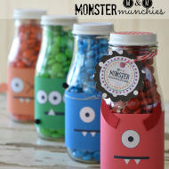 Halloween Treats–Monster Munchies