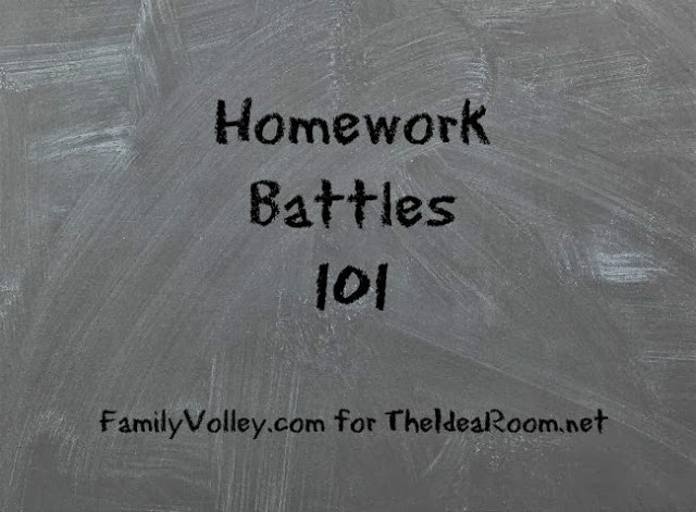 Homework-Battles