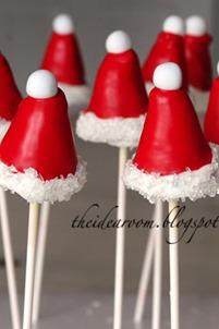 Santa-treats
