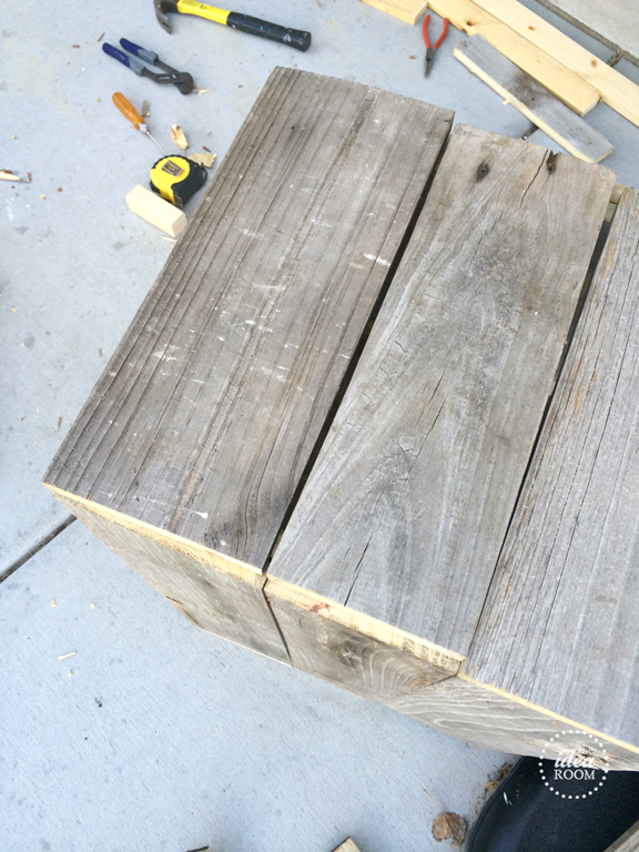 DIY-crate