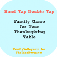 Thanksgiving Game