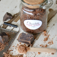 Chocolate Sugar Scrub Recipe
