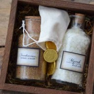 Gold, Frankincense & Myrrh Gift Set