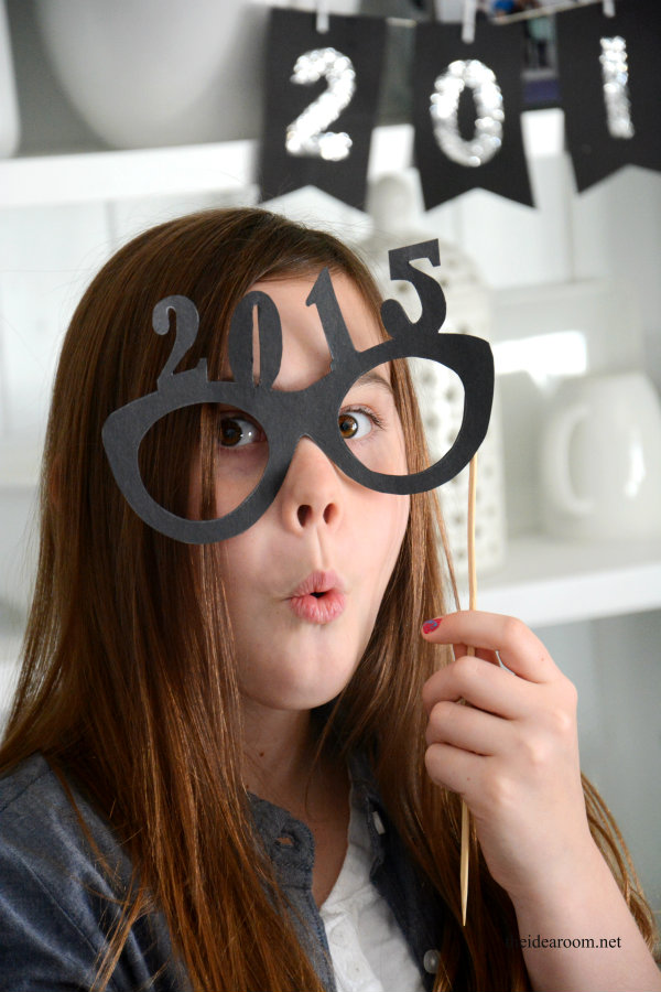 NYE Photo Booth Props 2015 2