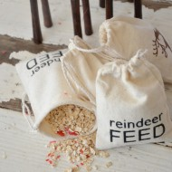 Reindeer Feed Gift Idea