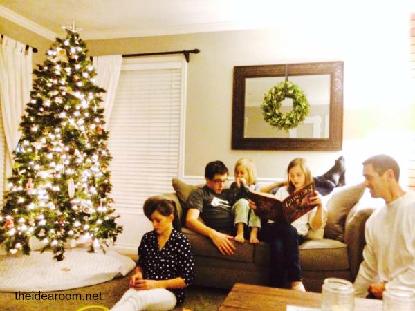 family christmas story