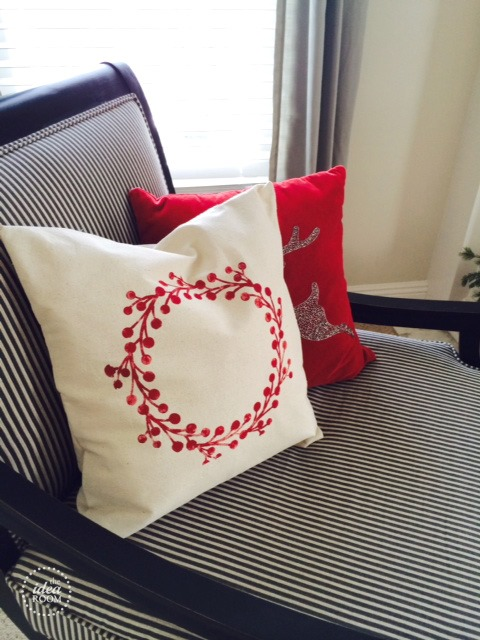 How To Sew An 18 Inch Pillow Cover The Idea Room