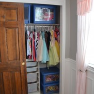 Organize Closet Tips and Labels