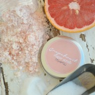 Grapefruit Sugar Scrub Recipe