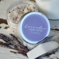Lavender Sugar Scrub Recipe