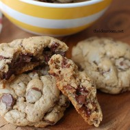 Best Chocolate Chip Cookies…for reals
