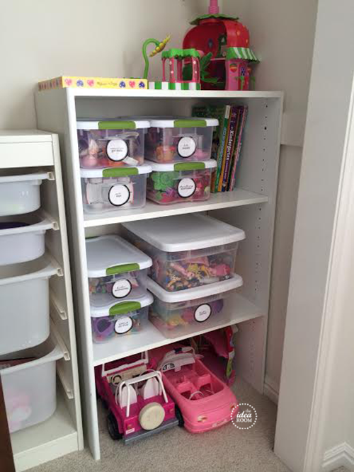 Closet Organization And Printable Labels The Idea Room