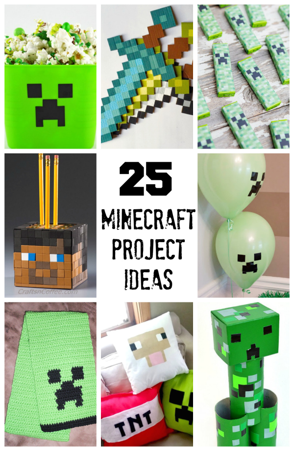 25-Minecraft-Kids-Craft-Ideas