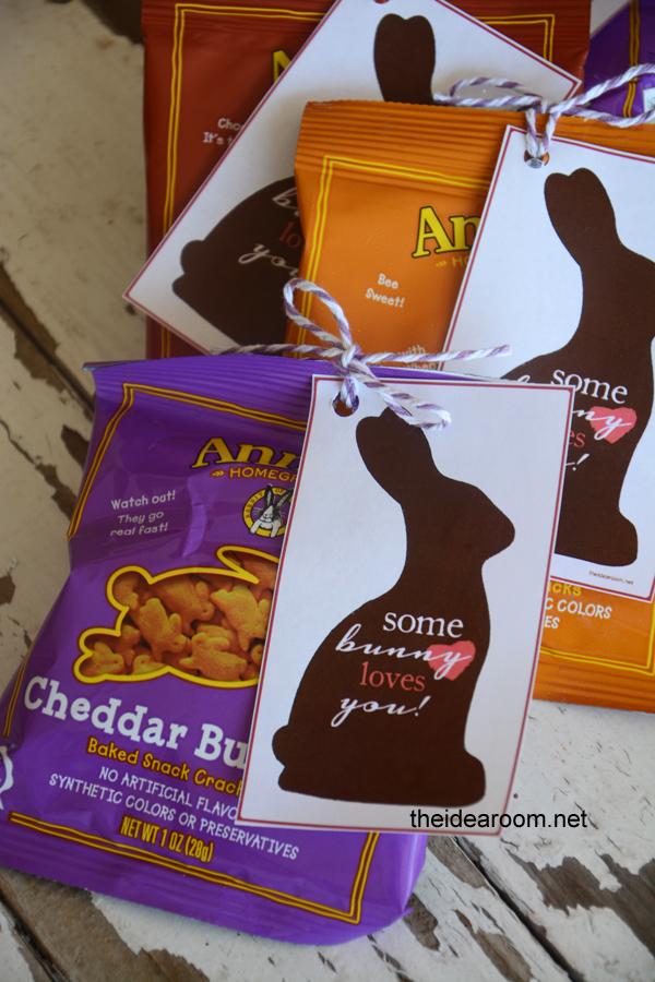 Bunny-Crackers