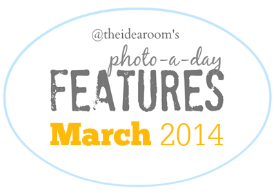 Photoaday March Features