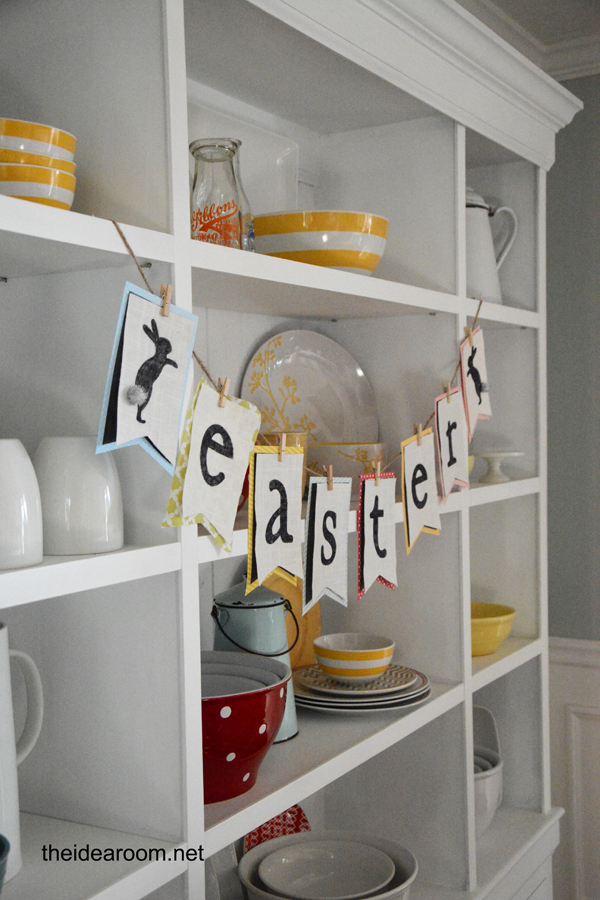 easter-bunting