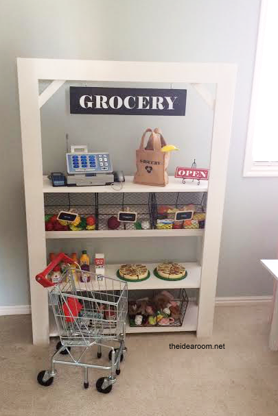 Diy Play Food And Groceries For Kids