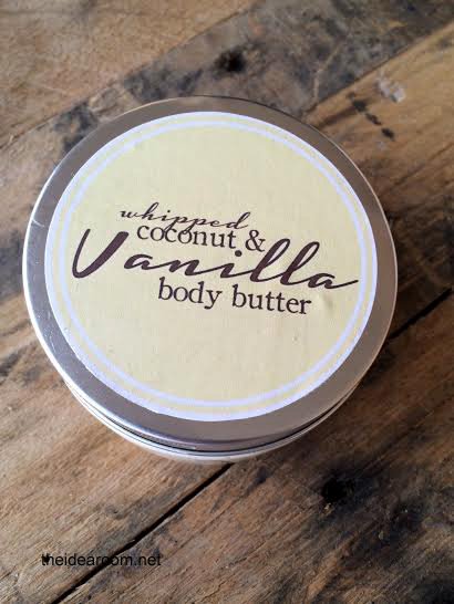 Diy Whipped Body Butter Recipe The Idea Room