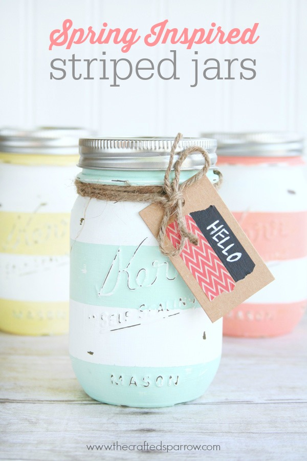 Spring-Inspired-Striped-Jars