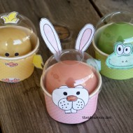 Easter Character Treat Cups