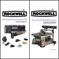 Rockwell Tools Giveaway x 2