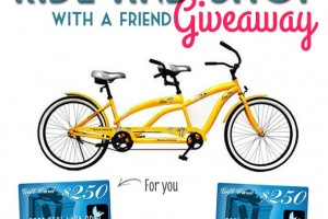 tandem bike giveaway square