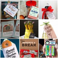 Teacher Gifts Round Up