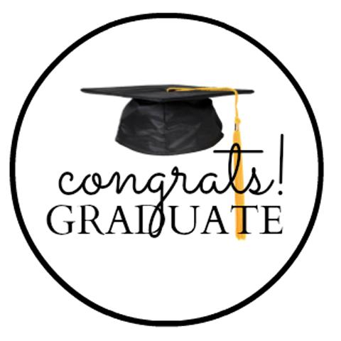 graduate gift tag