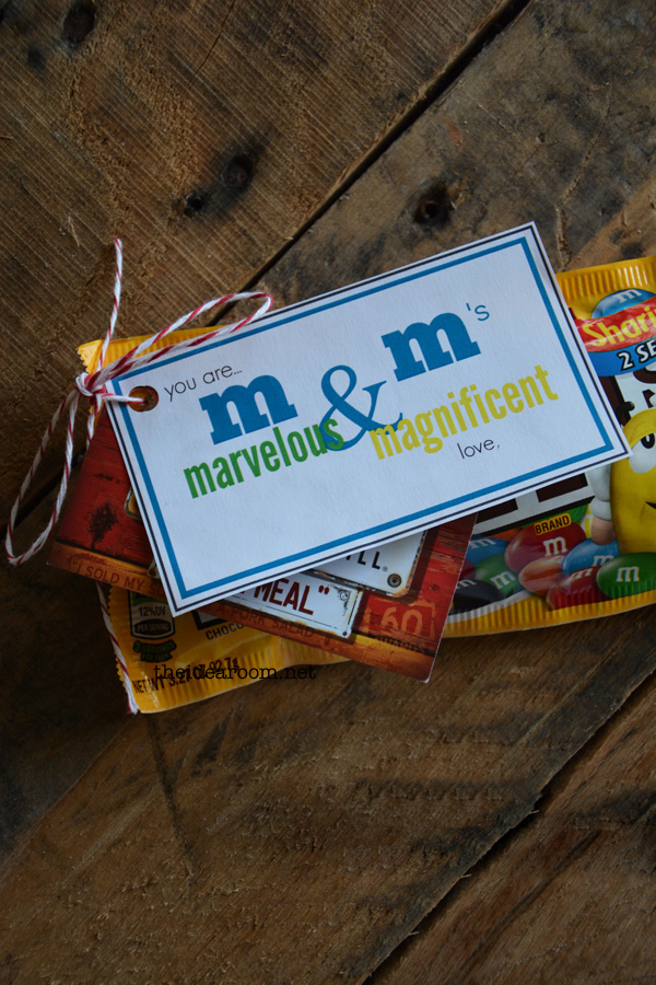 But the more important matter of the day is…peanut or plain m&m's? Which one do you prefer?
