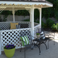 Outdoor Gazebo Project