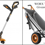 Father's Day Giveaway with WORX Tools
