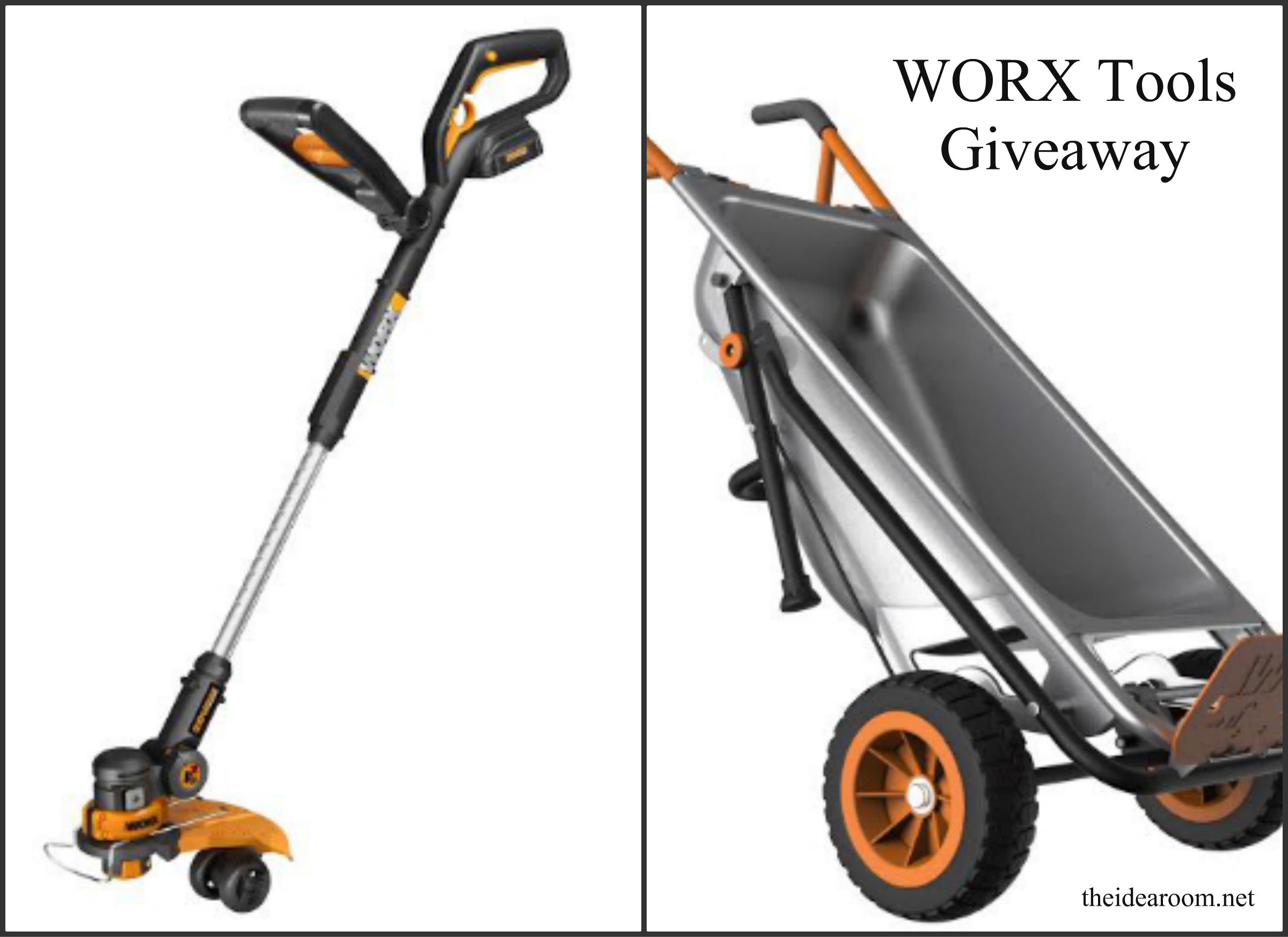 father 39 s day giveaway with worx tools the idea room. Black Bedroom Furniture Sets. Home Design Ideas