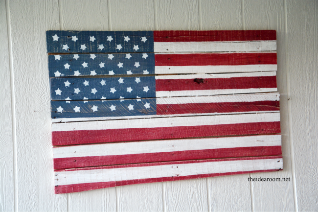 how-to-make-pallet-flag