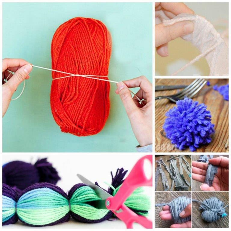 Your-Guide-To-Pom-Pom-Making-clever-ideas-for-making-pom-poms-2