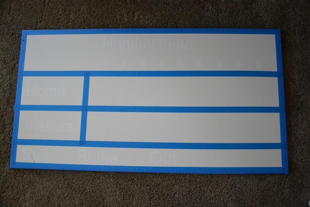 scoreboard 12
