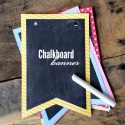 Chalkboard-Banner cover 1