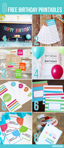 Free-Birthday-Printables