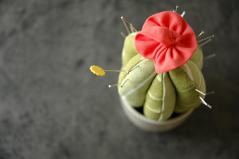 cactus pincushion tutorial