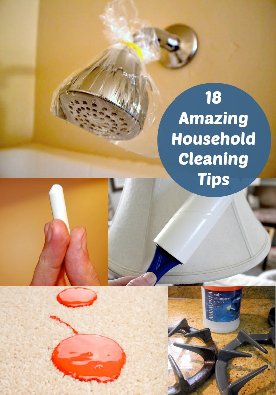 25 Of The Best Cleaning Tips Idea Room