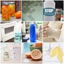 25 Cleaning Tips theidearoom.net