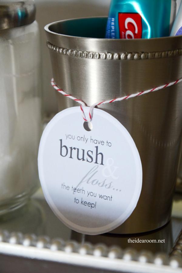 Brush and Floss 3