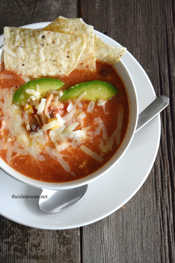 Chicken-Tortilla-Soup