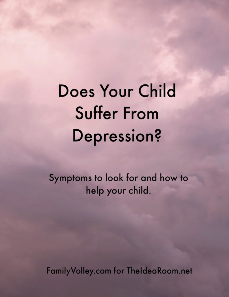 Children-and-Depression