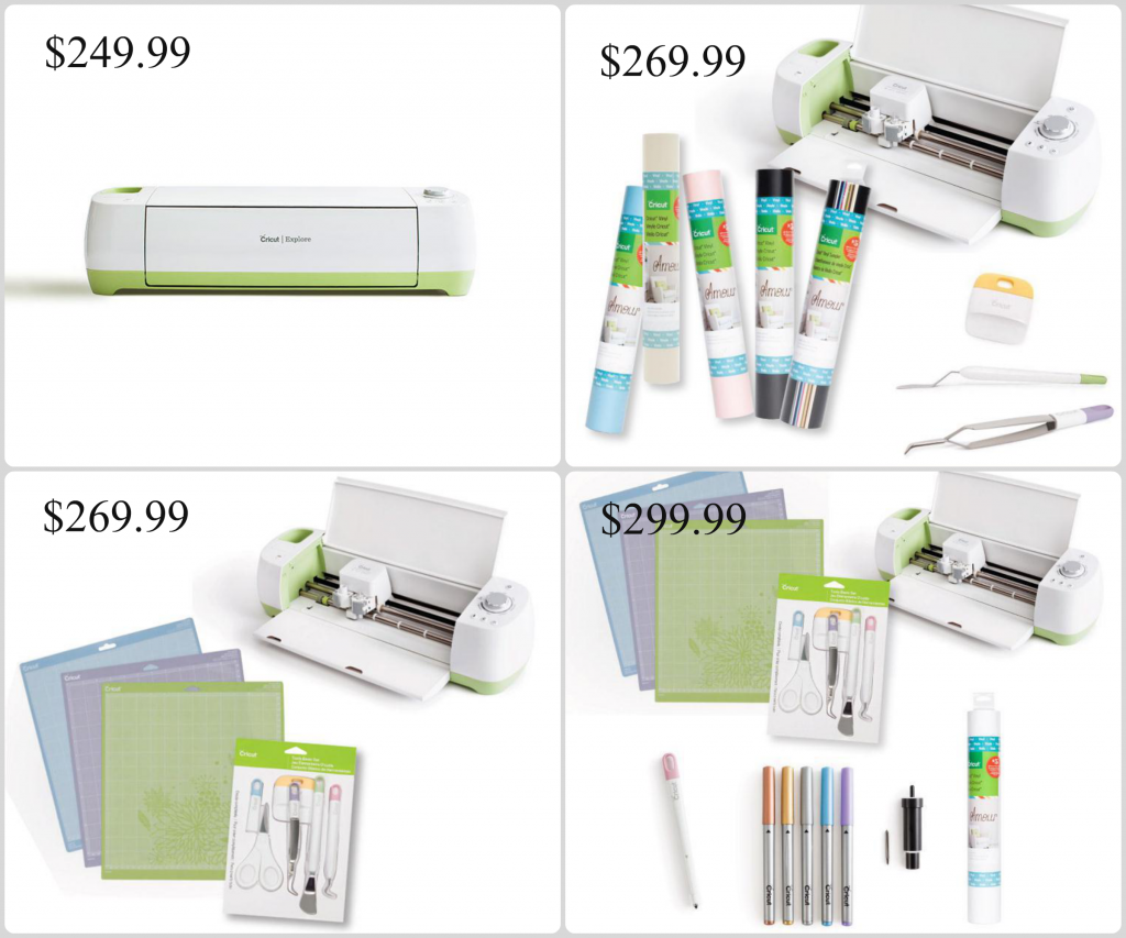 Cricut Bundle Sale