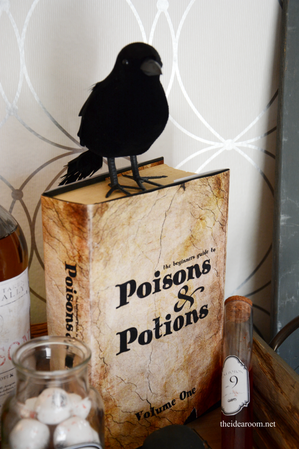 Halloween Potion Book 4