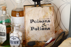 Halloween Potion Book  8