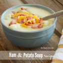 Ham and Potato Soup cover