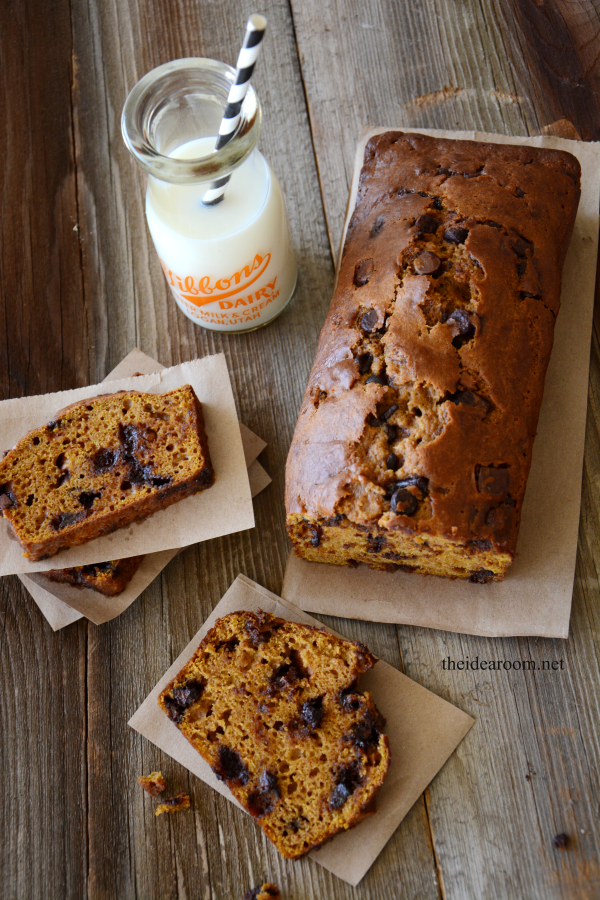 Chocolate-Chip-Bread